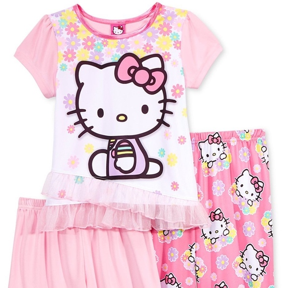 NWT Gymboree Fairytale Princess Pink Nightgown Pjs Girl  2T,3,4